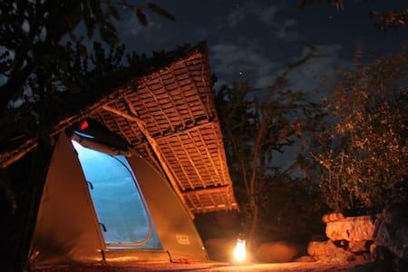 Eco Camp near Masai Mara  - Tent