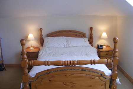 Cloghranguesthouse B&B, Double Room