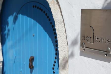 DAR BIBINE,chambres d'hôtes design  - Erriadh, Djerba, Tunisie