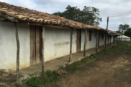 Brasilianisches Bauernhaus - Petim