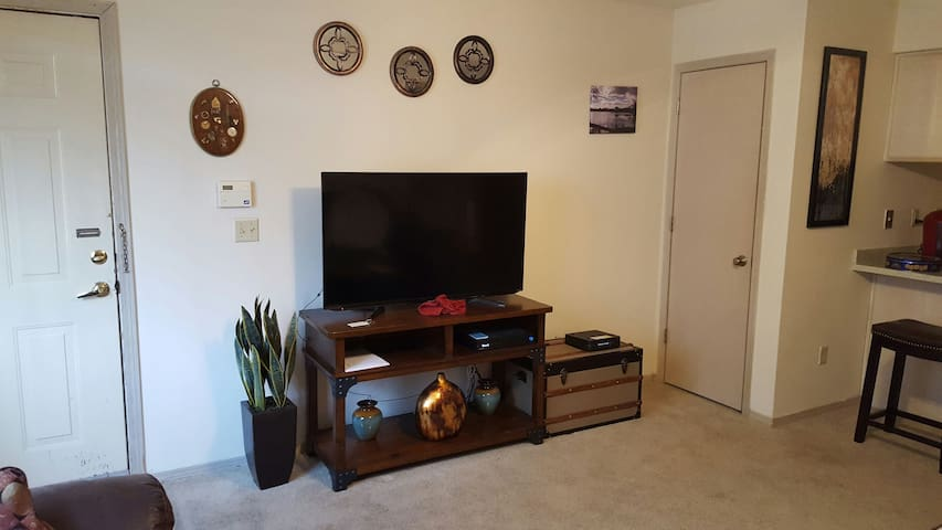 Easy access apartment - Oklahoma City - Leilighet
