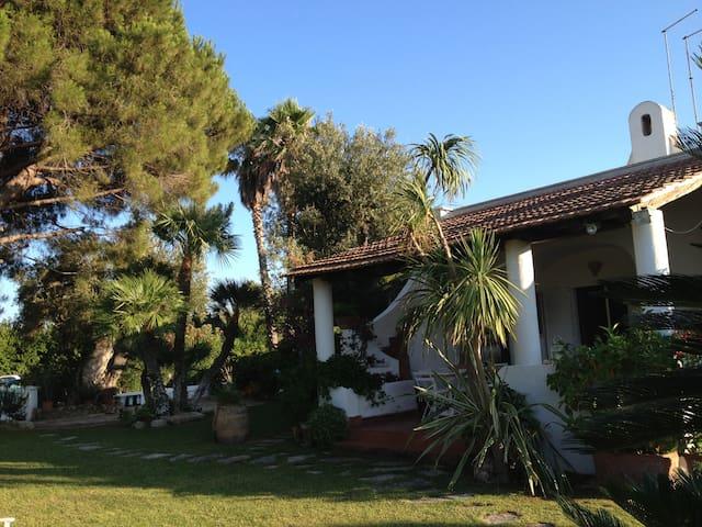 Lovely italian house next to sea - Rosa Marina - Dom
