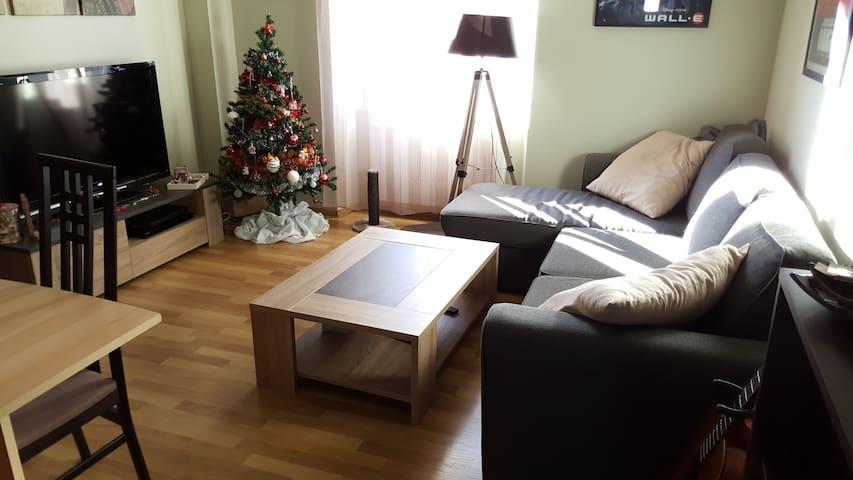 T2 confortable et chaleureux proche du centre - Albi - Lägenhet