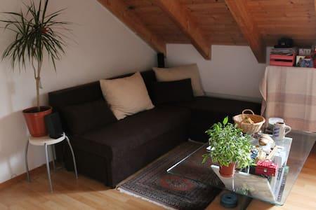 A cheap place to sleep near Munich - Holzkirchen