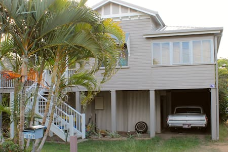 New room with own bathroom, kitchen - Bundaberg West - Hus