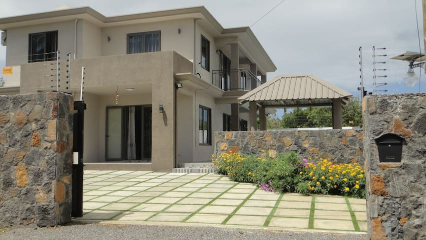 Villa Grand Gaube - Grand Gaube - บ้าน