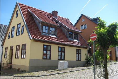 Usedom vacation house on the harbor - Wolgast - Dom