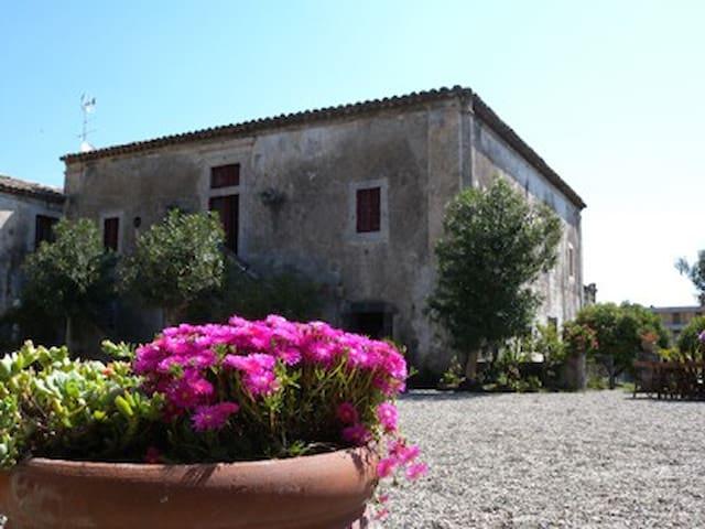 Antica Villa Siciliana Parco Etna - 維亞格蘭德(Viagrande) - 別墅