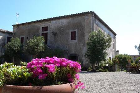 Antica Villa Siciliana Parco Etna - Viagrande - Villa