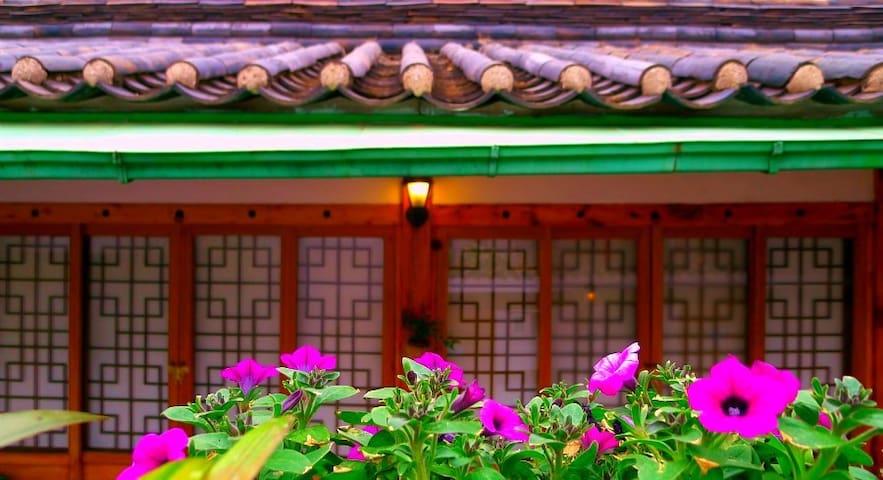 Hanok Guesthouse 201(double room)