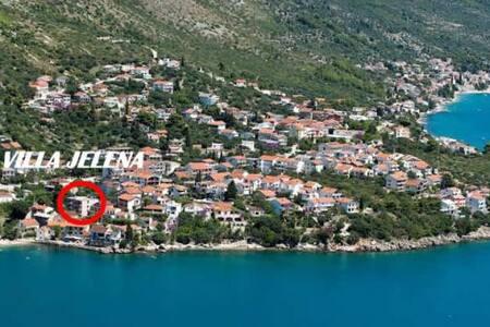 Villa Jelena Podaca - Leilighet