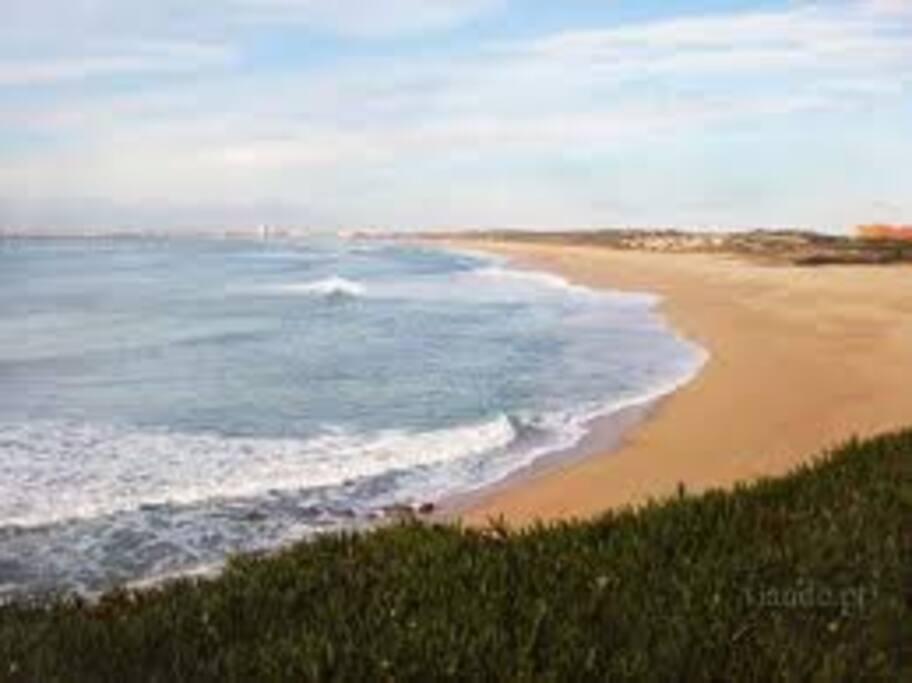 The Beach that is a 5 min walk....