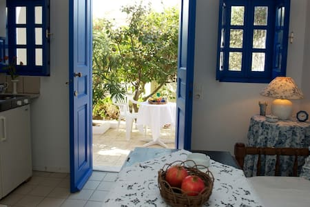 Maisonette  in Pyrgos, Santorini - Pyrgos Kallistis - Pis