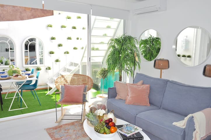 Cozy & chic, mod 2 BDR in the heart of Lisbon