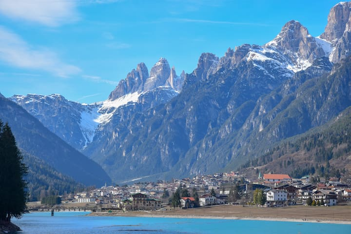 Heart of the Dolomites!