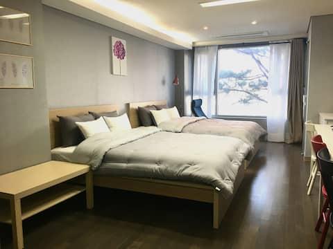 Center of seoul! great location&cozi home•자가격리가능