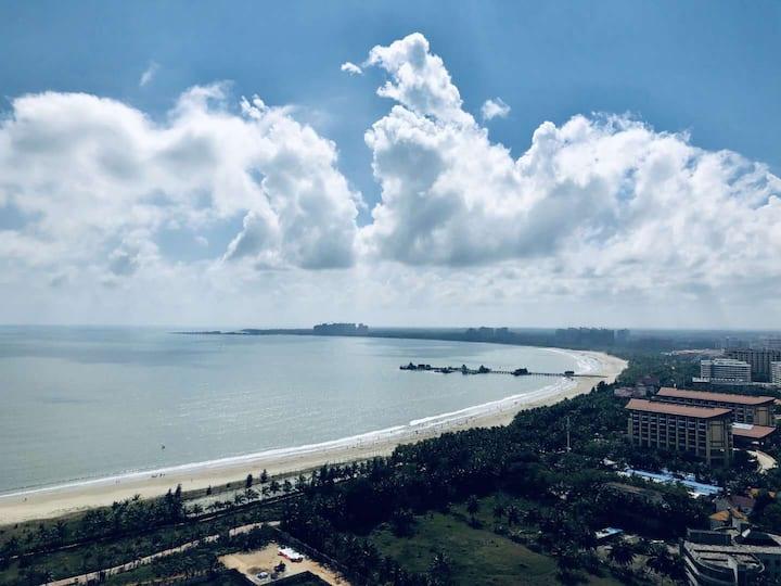 高隆湾-清澜半岛A-醉美海景22楼全景观海4-6人舒适雅居