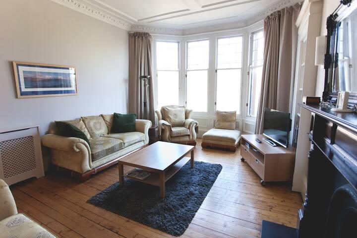 Fabulous West End apartment. - Glasgow - Appartement