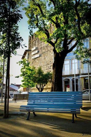 Quarto Centro da cidade Guimarães - Costa - Wohnung