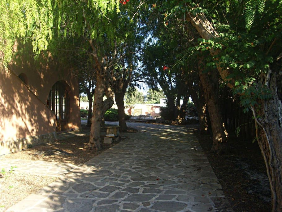 Villa Lilibeum Marsala close to sea