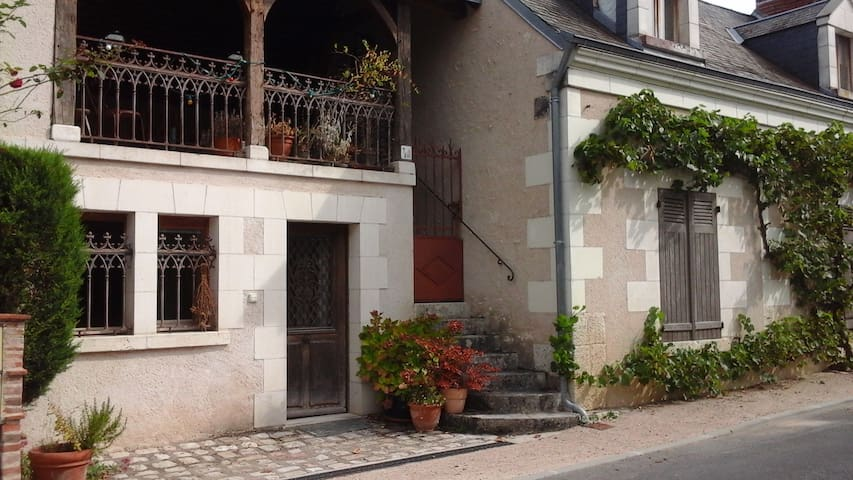 Au coeur châteaux de la Loire studio indépendant