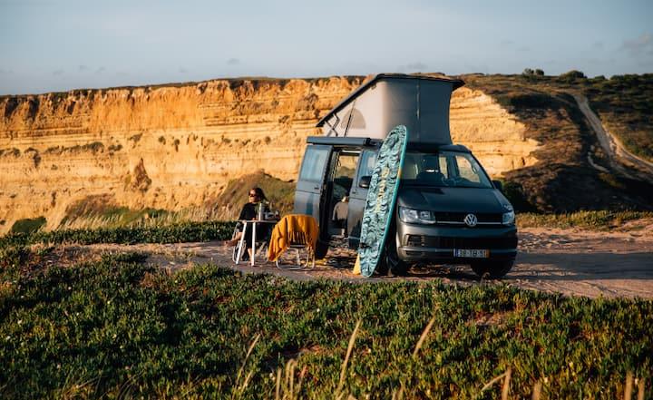 Brand New 2019 VW California Coast.