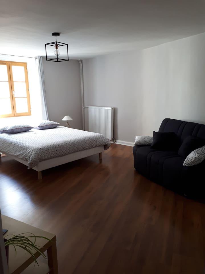 Appartamento ai piedi di San Michele Aiguilhe