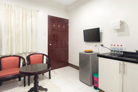 Private room with veranda - Cebu City