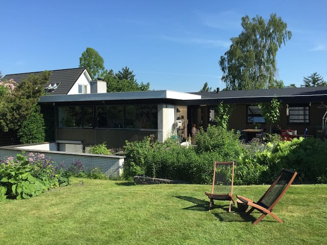 Near Copenhagen and ideal for families weith kids - Birkerød - House