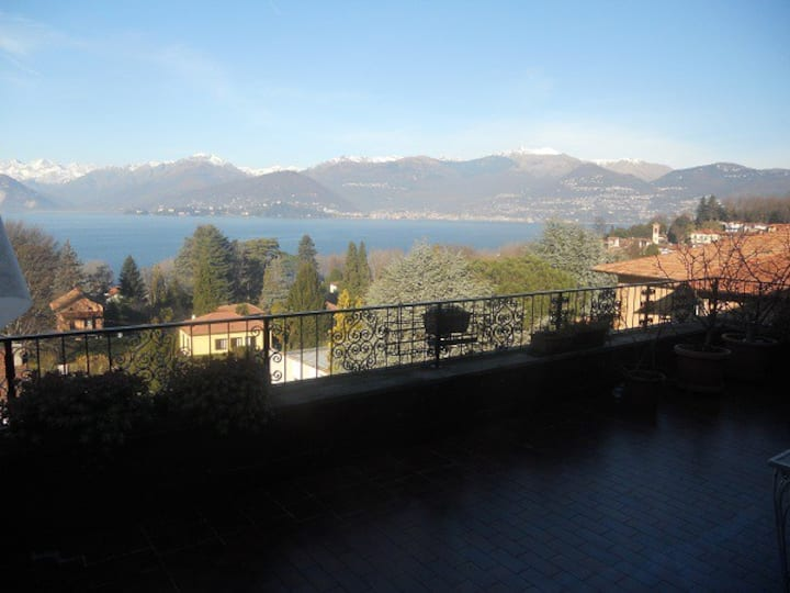 THE TERRACE WITH GREAT PANORAMA