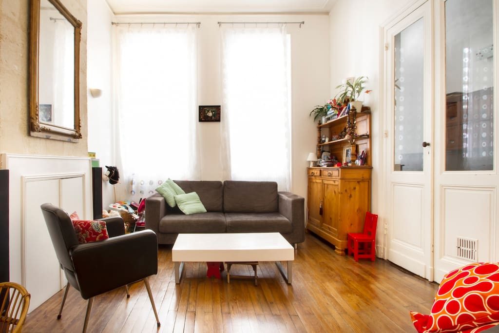 Maison quartier saint michel maisons louer for Appartement bordeaux quartier saint michel