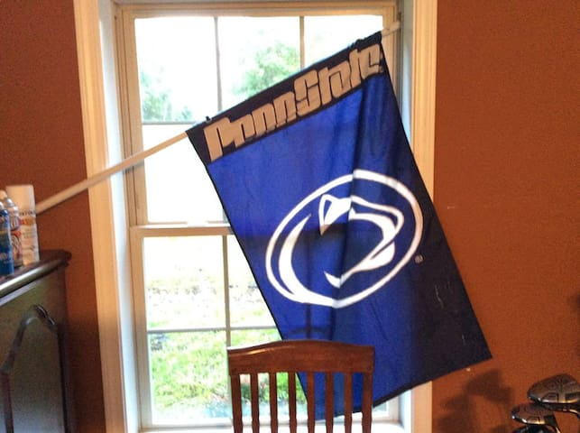 Squirrel Hill Cabin PENN STATE GAMES & EVENTS