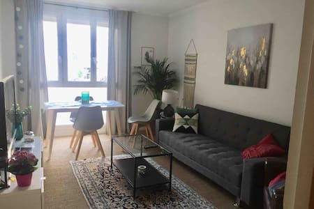 Bel appartement proche de parc St. Cloud et Paris