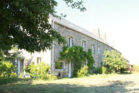 Large house, fantastic for get-togethers - Bretteville-sur-Ay