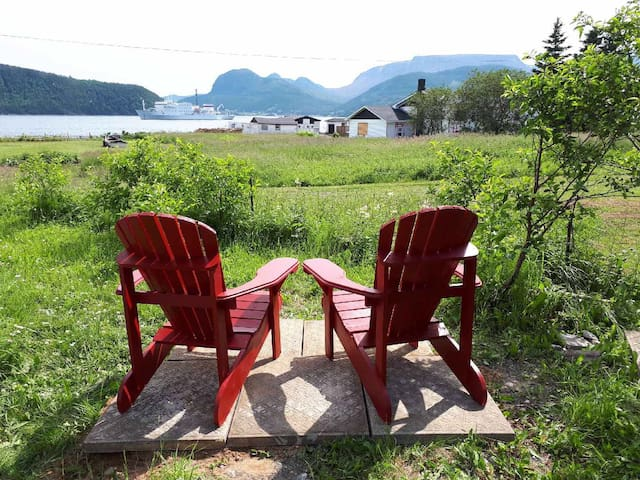 Downtown Woody Point - Gros Morne National Park