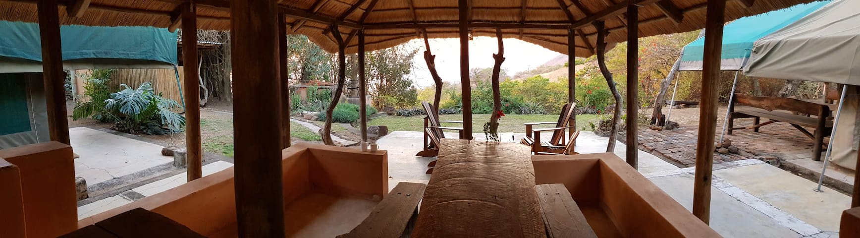 Wide Horizons - Weavers Nest (Luxury Safari Tent)