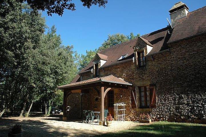 LE GRAND PECH - Prats-de-Carlux - Huis