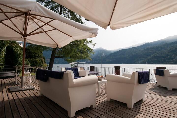 Villa Nina Relais  - Palm Tree Room