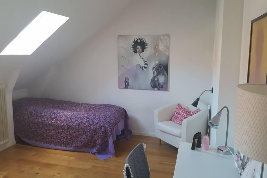 Bedroom 24 m2