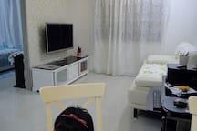 Cozy warm apartment