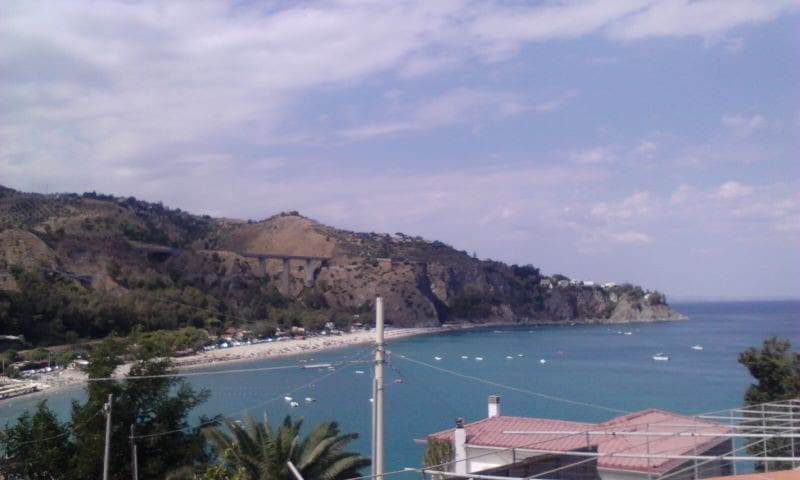 Nice flat with sea view!!! - Caminia - Appartamento