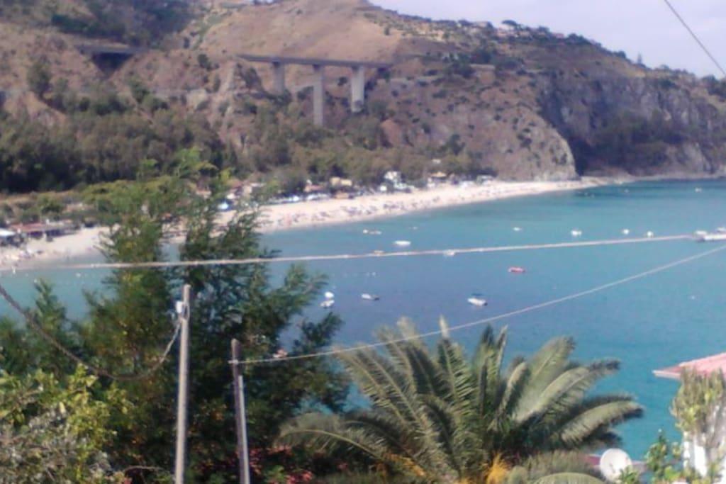 The beautiful bay of Caminia 2