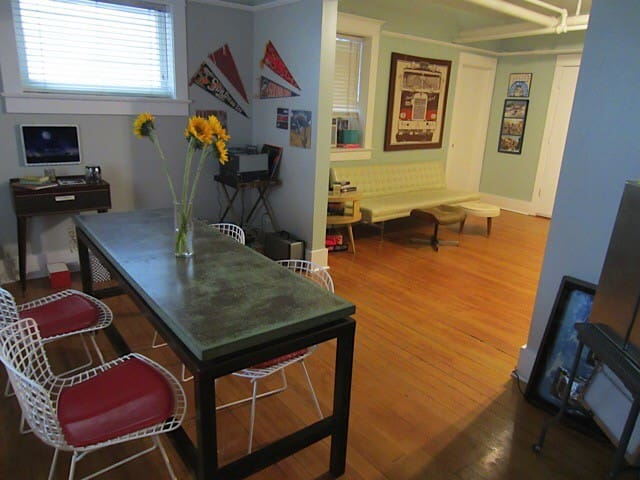 Charming early 1900s Downtown Condo