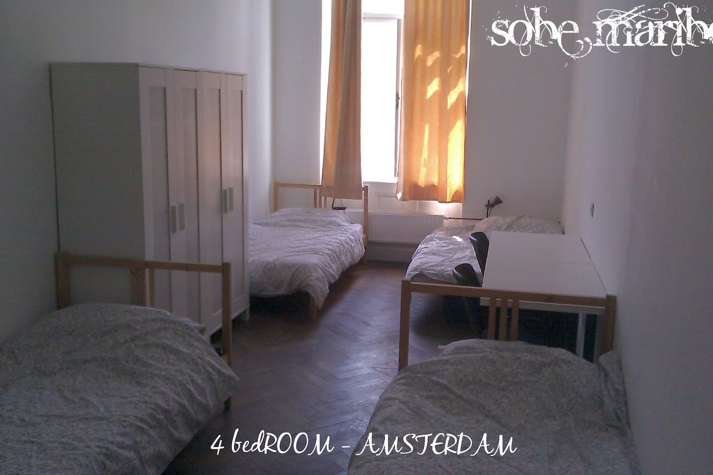 4-Bed Dorm in the heart of Maribor
