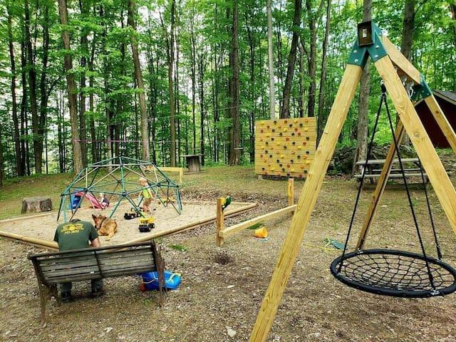 Shadow Hills Farm - Kid friendly camping