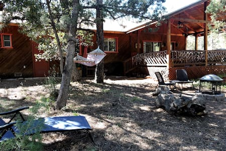 Secluded Renovated 3 Bed 2 Bath Cabin In the Woods - Pine