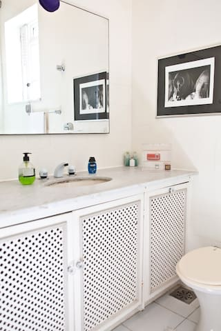 You own private bathroom INSIDE the room!