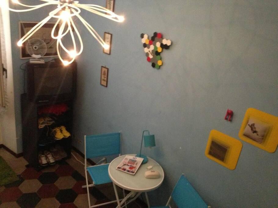 Room cheap price Center City Roma!