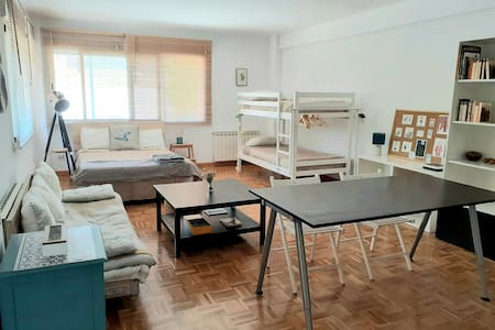 Cosy and Airy suite in Rivas ( Madrid)