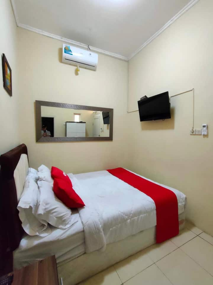 Nice Double Room with Ac, Garden and Wifi